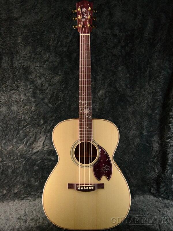 【限定7本】Headway Aska Team Build HF-SAKURA DX IV 新品[ヘッドウェイ][国産/日本製][椨桜(たぶざくら)][Acoustic Guitar,アコースティックギター,アコギ,Folk Guitar,フォークギター]