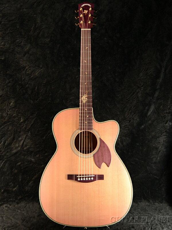 【楽器フェア出展個体!】Headway Standard Series HC-SAKURA/STD ~Sakura Pink Burst~ #S01301 新品[ヘッドウェイ][国産/日本製][桜][Acoustic Guitar,アコースティックギター,アコギ,Folk Guitar,フォークギター]