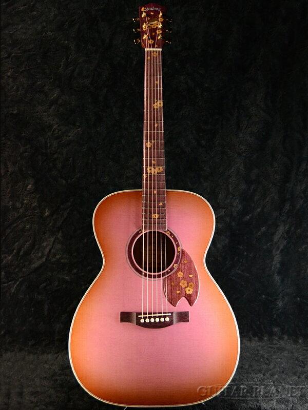 【限定13本!!】Headway Aska Team Build HOM-SAKURA 19 D,A,S/ATB ~Purple Burst~ 新品[ヘッドウェイ][国産/日本製][桜,サクラ][パープルバースト][Acoustic Guitar,アコースティックギター,アコギ,Folk Guitar,フォークギター]