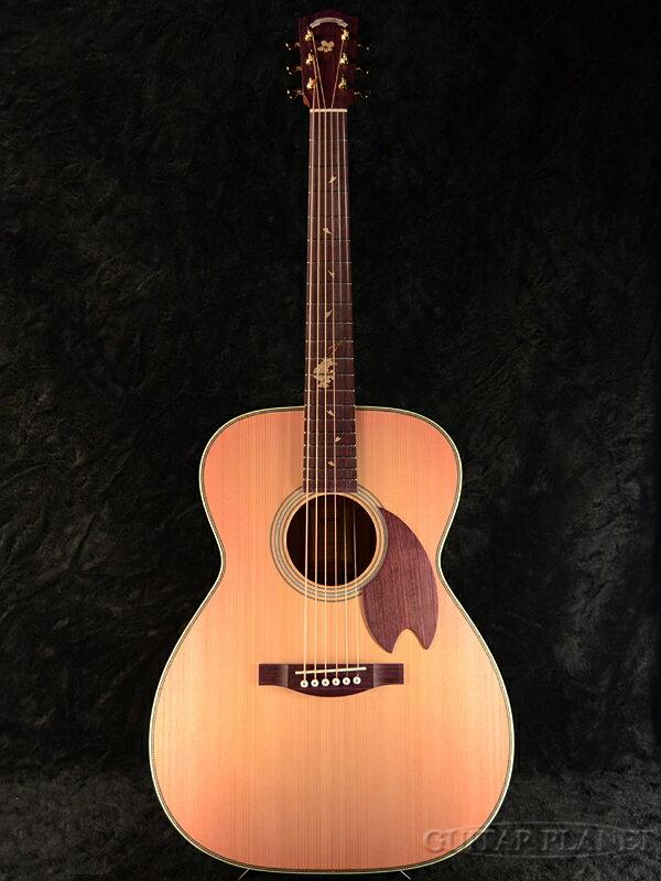 【楽器フェア出展作品】Headway Standard Series HF-SAKURA/STD ~Sakura Pink Burst~ 新品[ヘッドウェイ][国産/日本製][桜][Acoustic Guitar,アコースティックギター,アコギ,Folk Guitar,フォークギター]