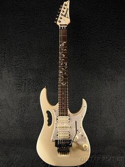 伊瓦涅斯 Jem555 (正义与平等运动小)-白 — — 1995 年 [伊瓦涅斯] [史蒂夫奥钢联,史蒂夫奥钢联、 [白色,白色] [吉他,开始施法者] [电吉他、 电吉他