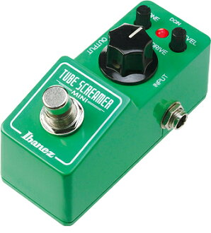 "Brand new Ibanez TS MINI Tube Screamer mini [Ibanez], [tube Screamer""Overdrive, Overdrive Effects [Effector]"