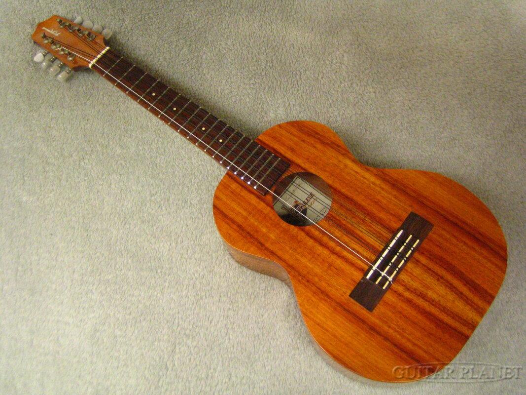 【中古】Kamaka HF-38 Tenor 8st 2007年製 テナーウクレレ[カマカ][Hawaiian Koa,ハワイアンコア][8strings,8弦][Tenor Ukulele,ウクレレ]