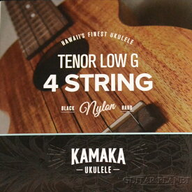 Kamaka S-3G TENOR ウクレレ弦 Low-G (巻弦)[カマカ][テナー][Ukulele][弦,String][S3G]