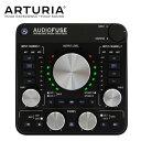 【新品アウトレット特価】ARTURIA AUDIOFUSE 2 -Black- オーディオ・インターフェース[アートリア][Audio Interface]