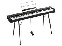KORGD1DigitalPiano新品デジタルピアノ[コルグ][88鍵盤][ブラック,黒][Keyboard,キーボード]