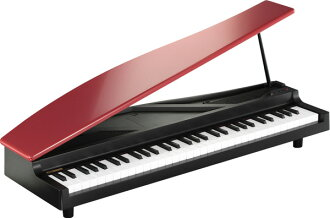 KORG 微钢琴品牌新红 [迷你键盘],[Korg] [微] [电子钢琴] [数码钢琴] [红色,RD,红色] [microPIANO]