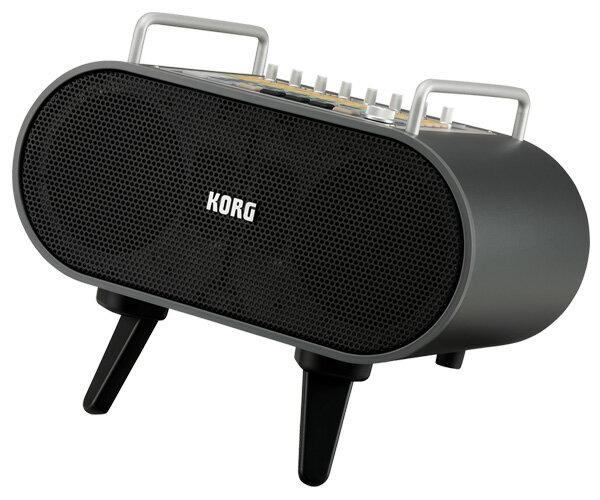【新品アウトレット大特価】KORG STAGEMAN 80 リズムマシン搭載ポータブルPAアンプ 80W[コルグ][ステージマン][電池駆動可能][簡易PAシステム][Amplifier]_am