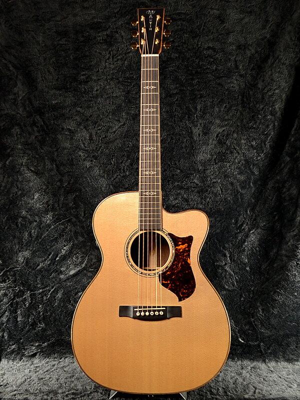 Martin OMCPA1 Plus 新品[マーチン][FISHMANプリアンプ搭載][Electric Acoustic Guitar,アコースティックギター,エレアコ]