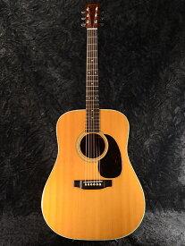 【中古】Martin D-28 1966年製[マーチン][D28][Natural,ナチュラル][アコギ,Acoustic Guitar,フォークギター,folk guitar]【used_アコースティックギター】