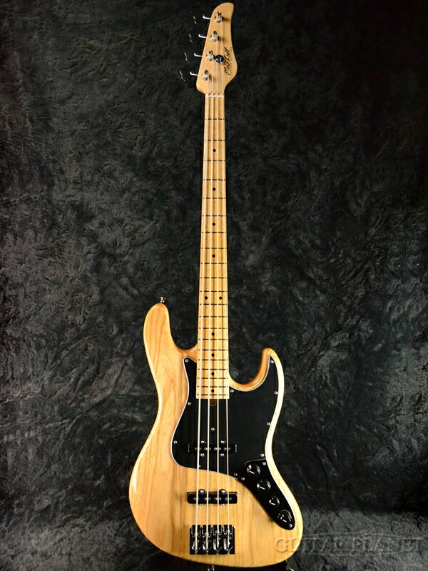 Mike Lull M4V -Natural- 新品[マイクルル][ナチュラル][Jazz Bass,JB,ジャズベースタイプ][Electric Bass,エレキベース]