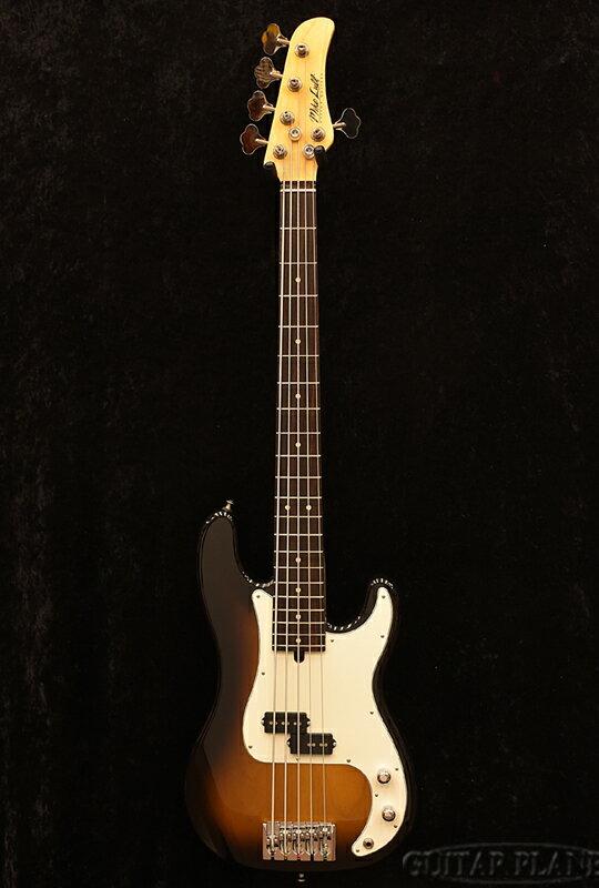 Mike Lull P5 -2Tone Sunburst- 新品[マイクルル][2トーンサンバースト][5strings,5弦][Precision Bass,PB,プレシジョンベースタイプ,プレベ][Electric Bass,エレキベース]