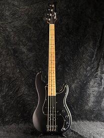 Mike Lull PJ4 Active -Satin Black w/Matching Head- 新品[マイクルル][ブラック,黒][Jazz Bass,ジャズベースタイプ][Electric Bass,エレキベース]
