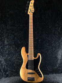 Mike Lull M5V -Natural- 新品[マイクルル][ナチュラル][5弦][Jazz Bass,JB,ジャズベースタイプ][Electric Bass,エレキベース]