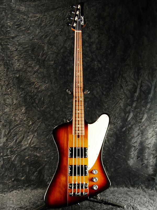 Mike Lull T4 - 2-Tone Sunburst - 新品[マイクルル][2トーンサンバースト][Thunderbird,サンダーバードサイプ][Electric Bass,エレキベース]