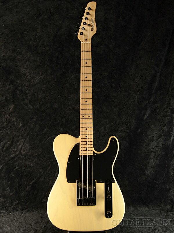 【中古】Mike Lull TX -Blonde-[マイクルル][ブロンド][Telecaster,TL,テレキャスター][エレキギター,Electric Guitar]【used_エレキギター】