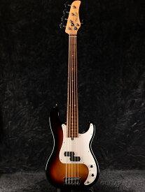 Mike Lull Custom Guitars P5-34 Alder -2-Tone Sunburst / Rosewood- 新品[マイクルル][サンバースト][Precision Bass,プレシジョンベース][Electric Bass,エレキベース]