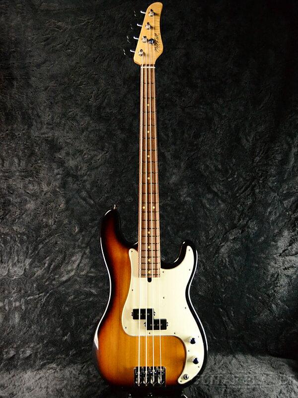 Mike Lull P4 -2 Tone Sunburst- 新品[マイクルル][サンバースト][Precision Bass,PB,プレシジョンベースタイプ][Electric Bass,エレキベース]