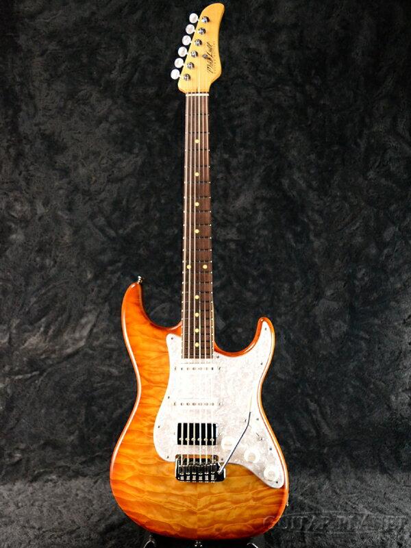【当店カスタムオーダー品】Mike Lull SX -Caramel Burst- 新品[マイクルル][Stratocaster,ストラトキャスタータイプ][キャラメルバースト][Electric Guitar,エレキギター]