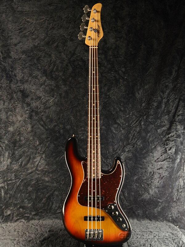 Mike Lull V4 - 3 Tone Sunburst - 2005年製[マイクルル][Jazz Bass,JB,ジャズベースタイプ][3トーンサンバースト][Electric Bass,エレキベース]