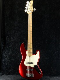 Mike Lull Custom Guitars V5 -Candy Apple Red- 新品[マイクルル][レッド,赤][Jazz Bass,ジャズベース][5strings,5弦][Electric Bass,エレキベース]