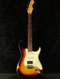 【限定生産1本のみ!!】momose MC-MV/NJ-SP 20R 3TS Relic 新品[モモセ,百瀬][国産][Aged,レリック,エイジド][Sunburst.サンバースト][Stratocaster,ストラトキャスタータイプ][Electric Guitar,エレキギター]