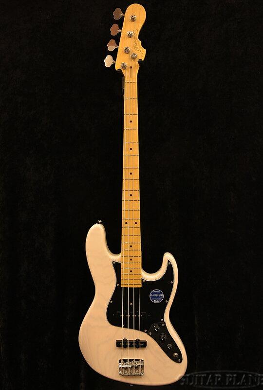 Momose MJ2-STD/M -White Blonde- 新品[モモセ,百瀬][国産][ホワイトブロンド,白][Jazz Bass,JB,ジャズベースタイプ][Electric Bass,エレキベース]【used_ベース】
