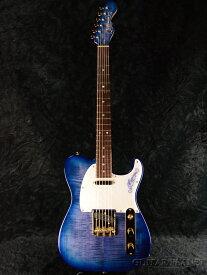 【限定モデル】Momose MT-FT/NJ-SP19 新品 ブルーバースト[モモセ,百瀬][国産][Blue Burst,青][Telecaster,テレキャスタータイプ][Electric Guitar,エレキギター]