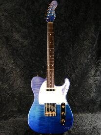 【限定モデル】Momose MT-FT/NJ-SP19 新品 ブルーグラデーション[モモセ,百瀬][国産][Blue,青][Telecaster,テレキャスタータイプ][Electric Guitar,エレキギター]