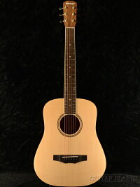 MorrisLA-021ナチュラル-Performersedition-新品[モーリス][Natural,木目][AcousticGuitar,アコースティックギター,FolkGuitar,フォークギター,アコギ,ミニギター,トラベルギター][LA021]