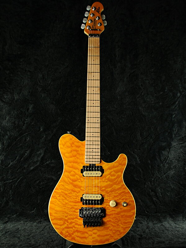 Sterling by MUSICMAN AX40D TGO 新品 トランスゴールド Dimarzio ピックアップ[スターリン,ミュージックマン][アクシス][ディマジオ][Trans Gold,金][エレキギター,Electric Guitar][AX-40D]