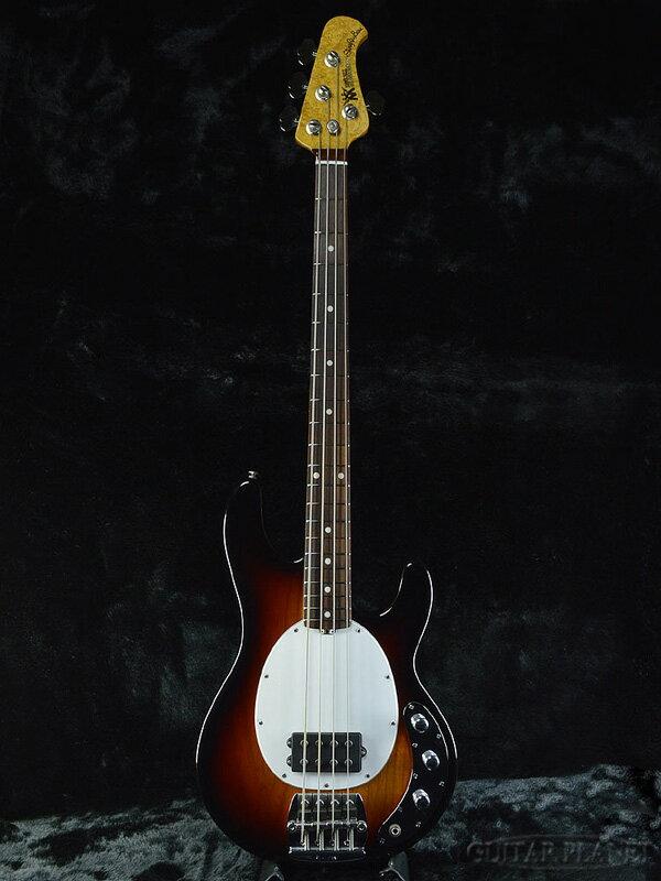 【限定特価】MusicMan Classic StingRay 4 -Vintage Sunburst- 新品アウトレット[ミュージックマン][クラシック][スティングレイ][ビンテージサンバースト][Electric Bass,エレキベース]
