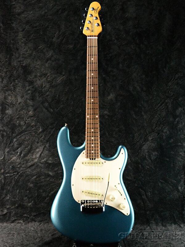 【アウトレット大特価】MusicMan Cutlass -Vintage Turquois- 新品[ミュージックマン][カトラス][ターコイズ,ブルー,青][Electric Guitar,エレキギター]