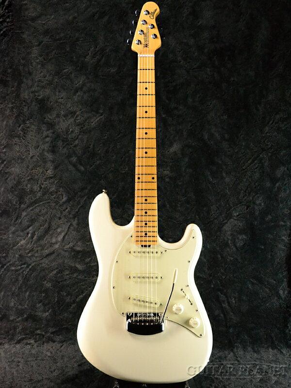 【アウトレット大特価】MusicMan Cutlass -Ivory White- 新品[ミュージックマン][カトラス][ホワイト,白][Electric Guitar,エレキギター]