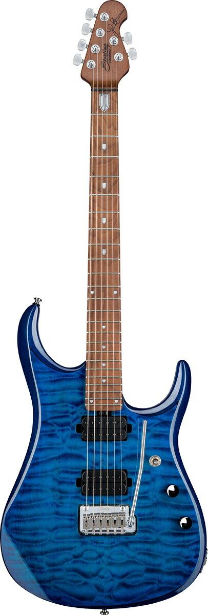 Sterling by MusicMan JP150 Neptune Blue 新品[スターリン][ミュージックマン][John Petrucci,ジョンペトルーシ][ネプチューンブルー,青][Electric Guitar,エレキギター]