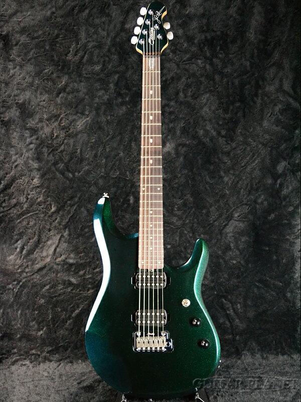 【アウトレット大特価】Sterling by MusicMan JP60 John Petrucci Signature 新品[スターリン][ミュージックマン][ジョン・ペトルーシ][Mystic Green,ミスティックグリーン,緑][Electric Guitar,エレキギター]