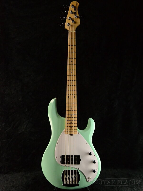 Sterling by MUSIC MAN Ray5 -Mint Green/M- 新品[スターリン][ミュージックマン][スティングレイ][ミントグリーン][5strings,5弦][Electric Bass,エレキベース]