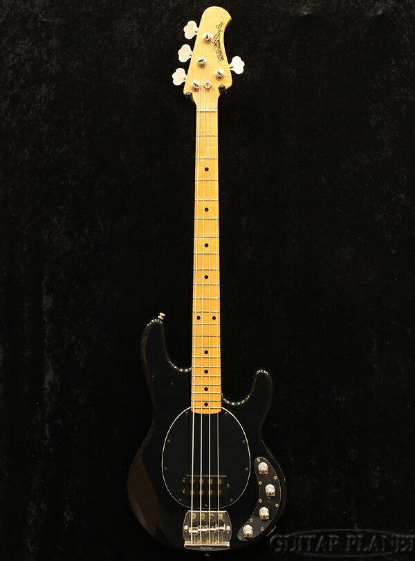 【中古】MusicMan StingRay 4 -Black- 1992年製[ミュージックマン][スティングレイ][ブラック,黒][Active,アクティブ][Electric Bass,エレキベース]【used_ベース】