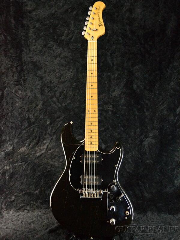 【中古】MusicMan STINGRAY II -Black- 1977年製[ミュージックマン][スティングレイ][ブラック,黒][Electric Guitar,エレキギター]【used_エレキギター】