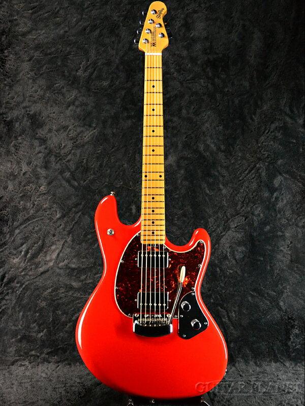 【アウトレット大特価】MusicMan StingRay Guitar -Chili Red-[ミュージックマン][スティングレイ][レッド,赤][Electric Guitar,エレキギター]