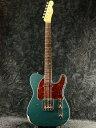 【中古】Nash Guitars T-63 -Turquoise Metallic- 2012年製[ナッシュギターズ][ターコイズメタリック][Telecaster,テレキャスター][Ele…