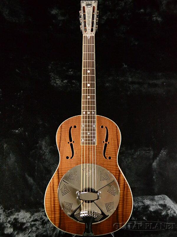 National Estralita DLX CTM KOA 新品[ナショナル][エストラリータ][コア][リゾネーター,Resonator][アコースティックギター,アコギ,Acoustic Guitar]
