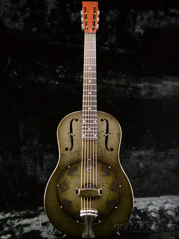 National NRP B-Series 12F Black Rust 新品 リゾネーター[ナショナル][Resonator][ブラックラスト][Acoustic Guitar,アコースティックギター,アコギ]