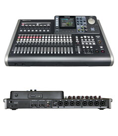 TASCAM DP-24SD DIGITAL PORTASTUDIO 新品 デジタルマルチトラックレコーダー[タスカム][DP24SD][Recorder,Interface,Controller,レコーダー,インターフェイス,サンプラー]