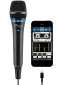 【送料無料】iRigMicHDIKMultimedia新品[アイリグ][IKマルチメディア][iPhone][iPad][iPodtouch][Microphone,マイクロフォン]