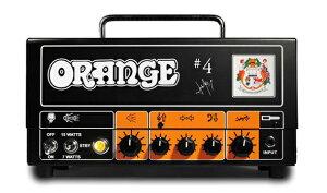【15W】Orange #4 Jim Root Terror Head 新品 ギターアンプヘッド[オレンジ][Slipknot,ジムルート][テラー][Black,ブラック,黒][真空管搭載][Guitar Amplifier,Head]