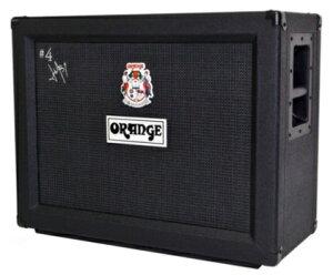 Orange #4 Jim Root PPC212 新品 ギターアンプキャビネット[オレンジ][Slipknot,スリップノット,ジムルート][Black,ブラック,黒][Guitar Amplifier Cabinet]