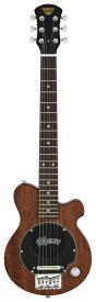 【エレキ4点セット付】Pignose PGG-200MH Mahogany 新品 アンプ内蔵ギター[ピグノーズ][ミニギター][Electric Guitar,エレキギター]
