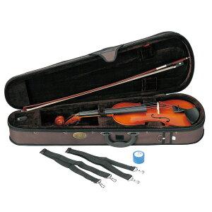 【弓/松脂/ケース付】STENTOR SV-120 1/4 新品 バイオリンセット[ステンター][Violin,ヴァイオリン][初心者/入門用][分数]