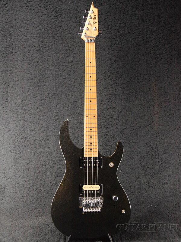 【中古】Killer FASCIST -Galaxy Black- 1990年代製[キラー][サーペント][ファシスト][ギャラクシーブラック,黒][Electric Guitar,エレキギター]【used_エレキギター】